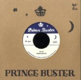 Prince Buster - Islam / Sudden Attack (Prince Buster) 7""